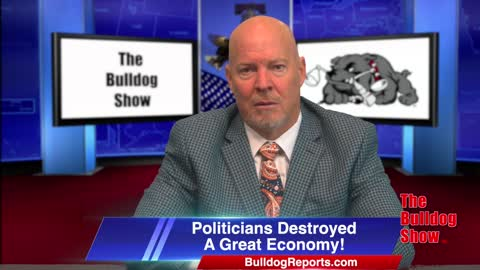 Bulldog Reports On Insane Stimulus Bill And More