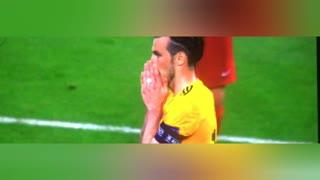 Bale Penalty Miss