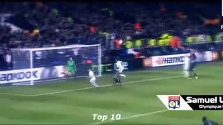 Top 10 best fotball goals ever