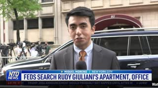 Drug Cartels' Growing Partnership With China; Feds Search Rudy Giuliani's Apartment, Office   NTD