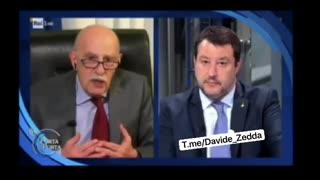 Presidente ISTAT: Anche morti a causa di cancro contati come morti COVID.