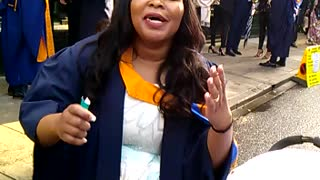 The most beautiful Graduation day