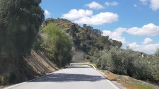 Drive to Montefrio