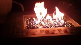 Fireside warmth