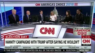 CNN bashes Hannity over Trump campaign appearance