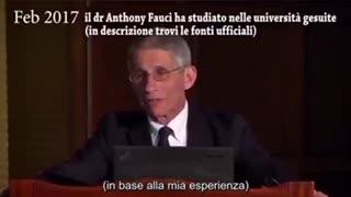 """Il Dott. Anthony Fauci nel febbraio 2017 """"prevede"""" una pandemia"""