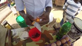 Rolex - Uganda street food made fresh and hot!