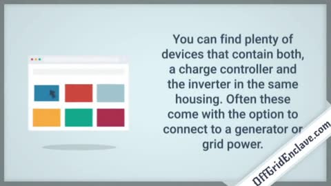 Tips for self sufficient power systems and OffGrid living