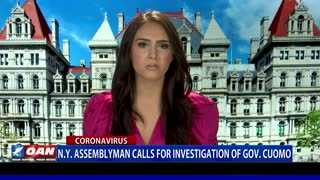 N.Y. assemblyman calls for investigation of Gov. Cuomo
