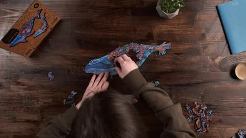Jigsaw puzzles aren't just for kids - Milky Whales