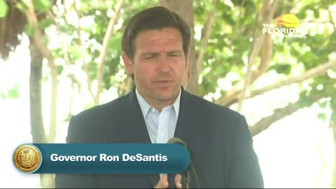 Governor DeSantis on Girl's Sports Bill Question 6/3/2021