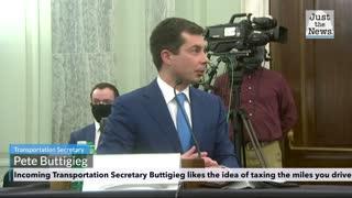 New tax on number of miles you drive? Incoming Transportation Secretary Buttigieg likes the idea