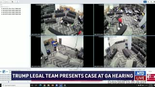 Georgia Election Crimes