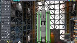 KSP Moon Mission Part 1