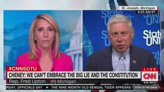 Fred Upton Says He's Not Scared To Oppose Trump