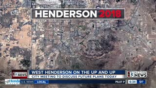 More development coming to west Henderson