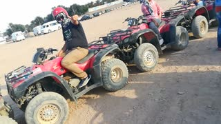 Getting Ready For Safari Motorcycle Trip