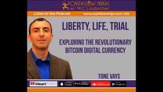 Tone Vays Shares Exploring The Revolutionary Bitcoin Digital Currency