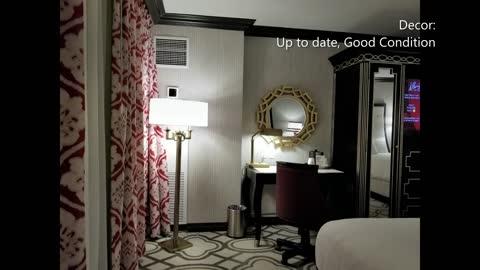Paris Hotel Room Review: Las Vegas