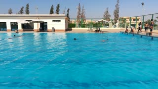 Amazing Time To Spend In Egypt Swimming Pools
