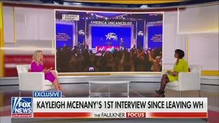 Kayleigh McEnany On Donald Trump