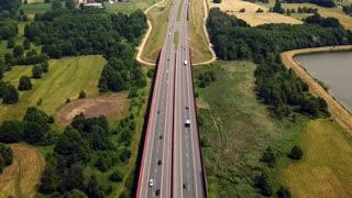 Highway Traffic Cars