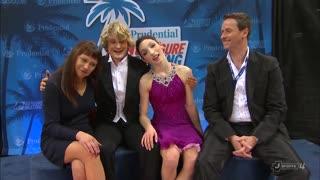 Meryl Davis and Charlie White FD 2012 U.S. Figure Skating Championships