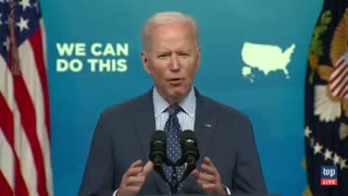 Biden's Brain BREAKS - Thinks January Was 15 Months Ago...