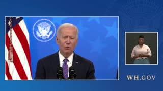 "Woke Biden: ""Not a Single Thing"" Men Can Do Better Than Women"