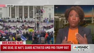 Joy Reid Goes on Hateful, Venomous Rant Against Police