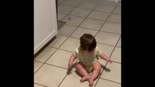 Adorable Baby Spin Class
