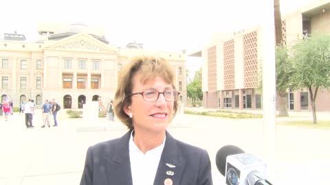Sen. Wendy Rogers Audit Release Interview w/ MAAP REAL TALK SHOW