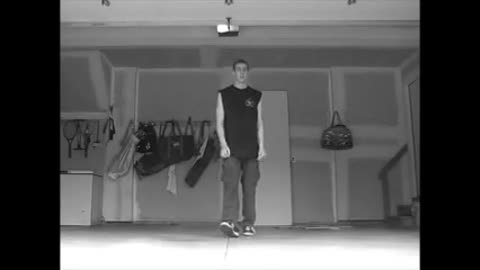 Old Cwalking video