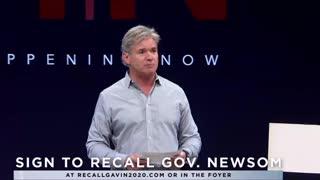 Recall Gavin Newsome Petition