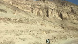 Road Trip In Dahab Mountains