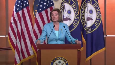 Watch Nancy Pelosi REFUSE To Answer Whether A Baby Is A Human Being At 15 Weeks