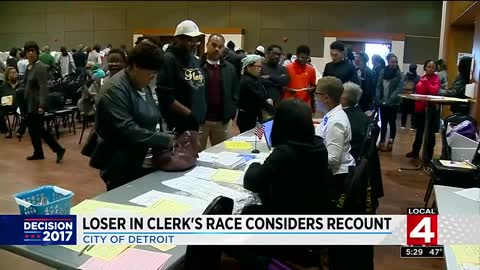 Garlin Gilchrist considers recount
