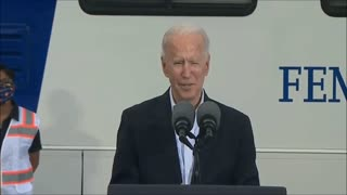 Joe Biden: Uh, What Am I Doing Here