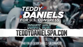 Teddy Daniels for Congress