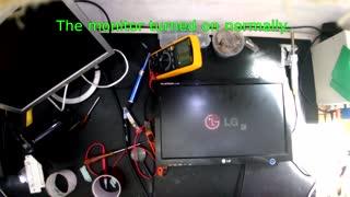 Monitor repair