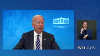 Biden Speaking Without A Teleprompter