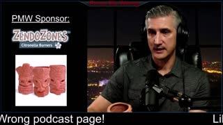 PMW Podcast - The assassination of Franklin Roosevelt - Author Stephen Ubaney