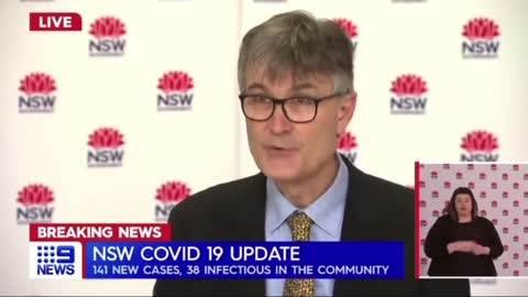 UPDATE FROM SYDNEY: All New COVID Hospitalizations Involve Vaccinated Individuals Except One