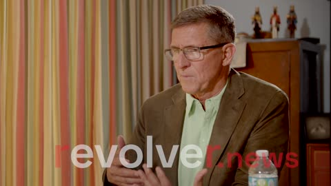 Revolver News Exclusive: General Flynn unloads on John Bolton and the neocons