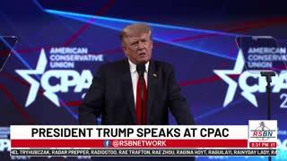 Trump Speech CPAC 7-11-21
