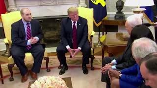 Orrin Hatch Praises Trump