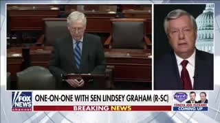 Graham Fires Back at McConnell: You Must Oppose Unconstitutional Impeachment