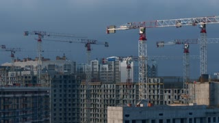Impressive Time Lapse Video of Buildings Under Construction - Amazing!