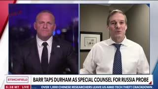 Rep. Jim Jordan on Newsmax 12.2.2020