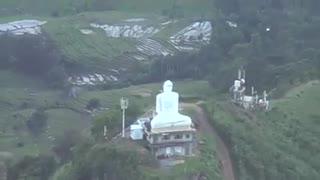 aerial video footage lovely srilanka